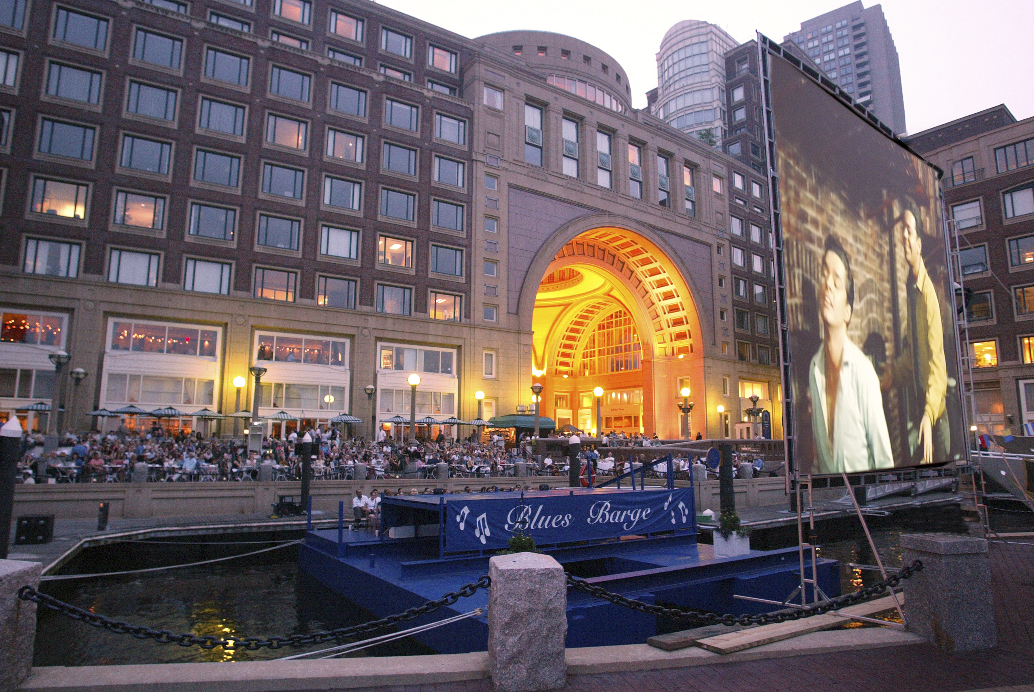 Catch Boston S Harbor Hotel S Summer Entertainment While You Can Hotel Junkie