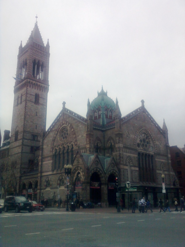Old SOuth Church April:13