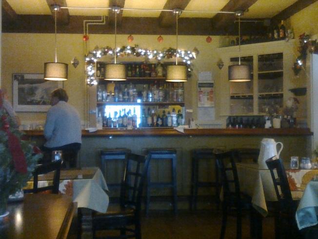 Snowvillage Bar