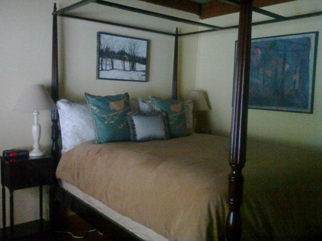 Snowvillage Bedroom