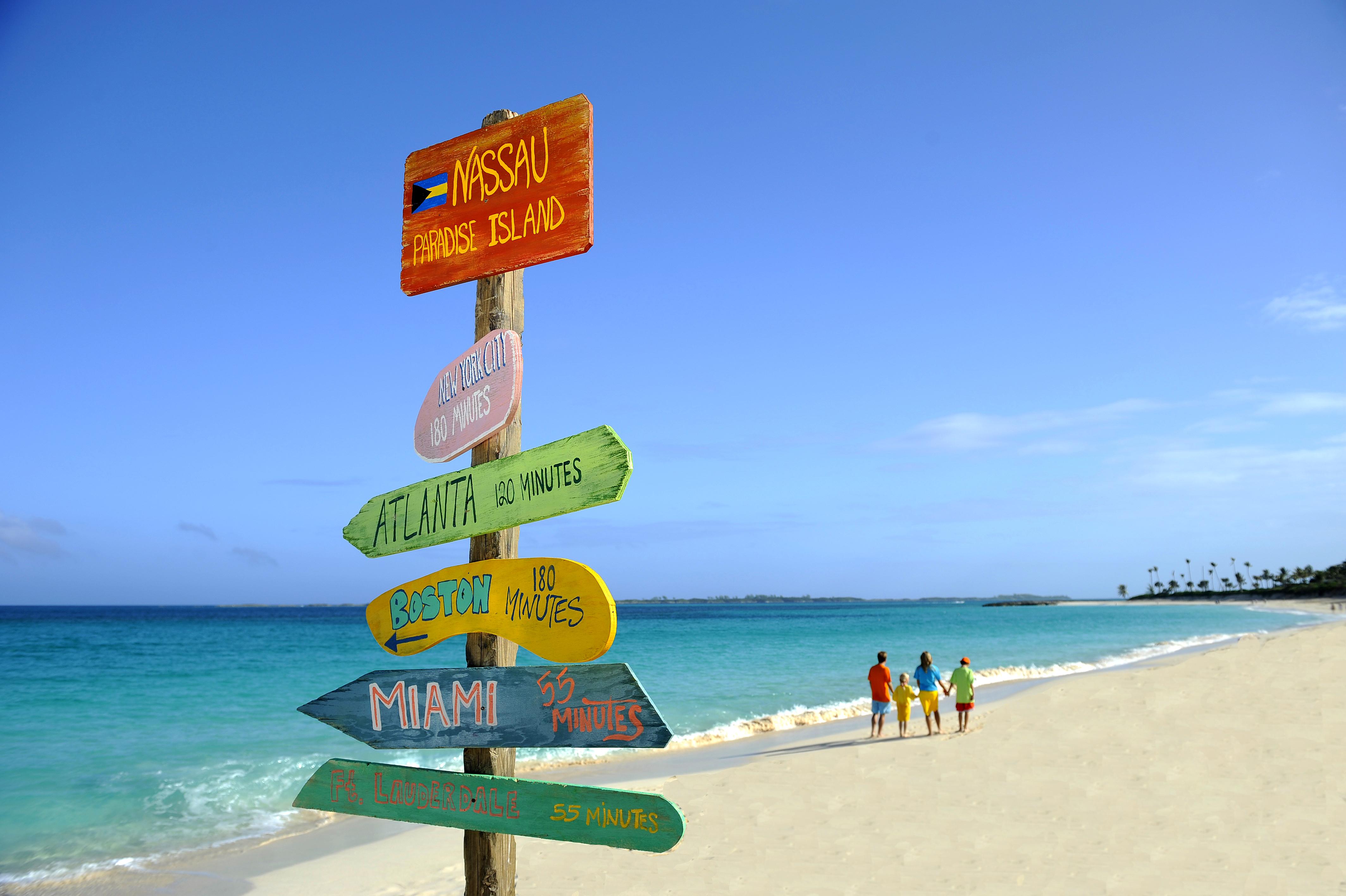 Sunrise Beach Club Paradise Island Bahamas