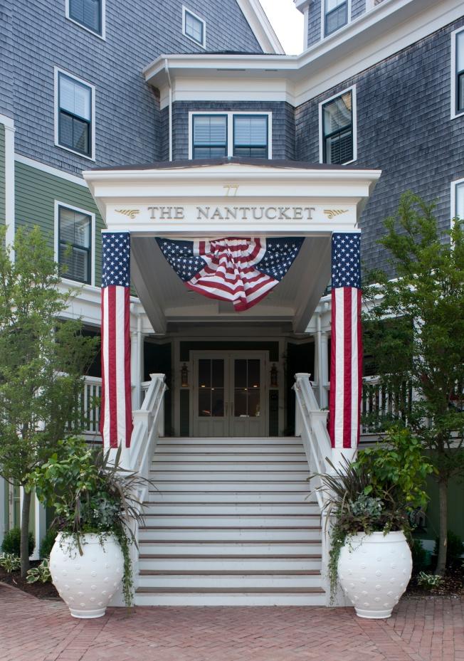 Entrance- Nantucket