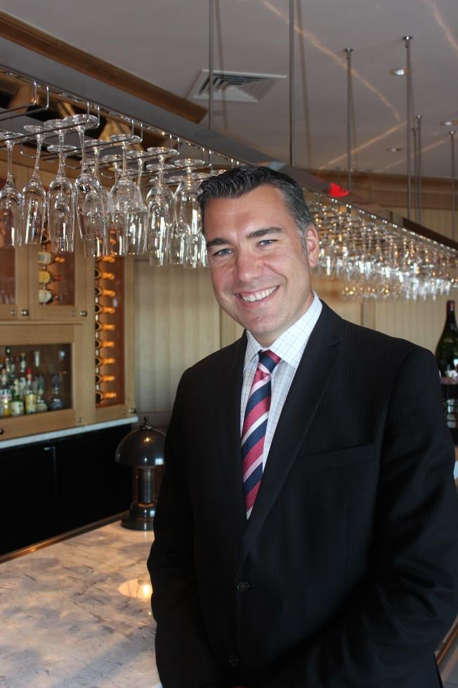 Kerem Benyamini_Rowes Wharf Bar & Sea Grille General Manager